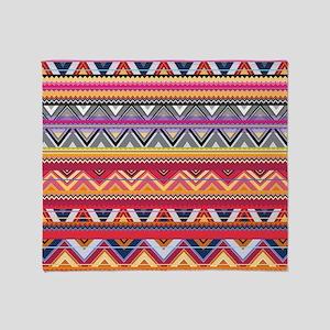 Aztec, Throw Blanket