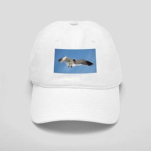 Flight of seabird Baseball Cap
