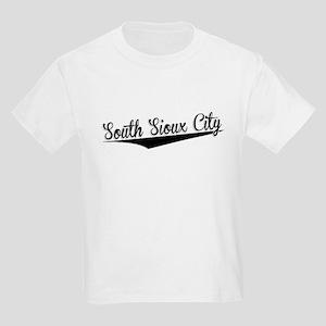 South Sioux City, Retro, T-Shirt