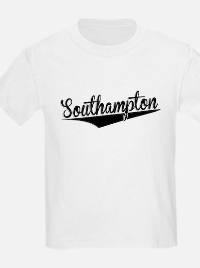 Southampton, Retro, T-Shirt
