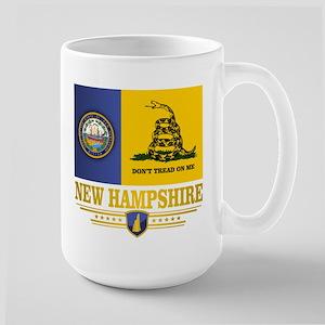 New Hampshire Gadsden Flag Mugs