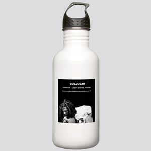 CLOJudah Buju Banton Live Water Bottle