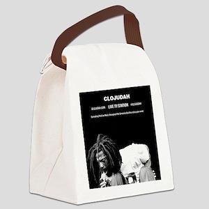 CLOJudah Buju Banton Live Canvas Lunch Bag