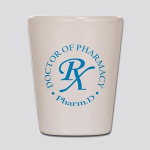 Pharmacist Shot Glass