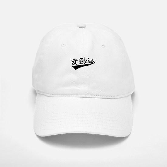 St Blaise, Retro, Baseball Baseball Baseball Cap