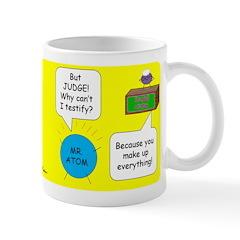 Mug - Atoms Make Up Everything Mugs