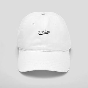 St. Helena, Retro, Baseball Cap