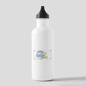 Go for It Water Bottle