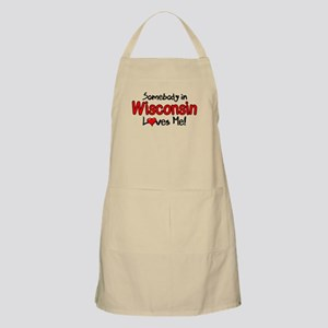 Somebody - Wisconsin Apron