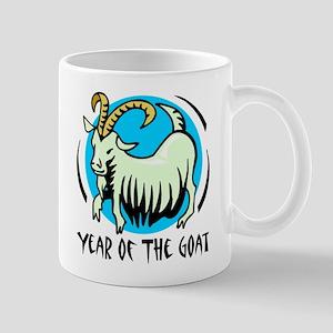 Yr Of Goat B Mugs