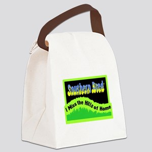 Hills Of Home Canvas Lunch Bag