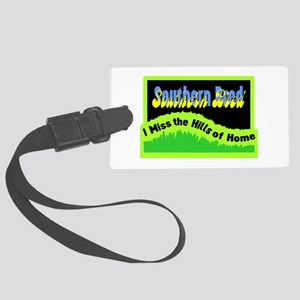 Hills Of Home Luggage Tag