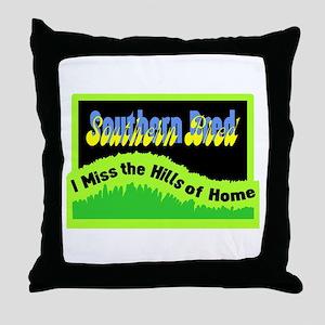 Hills Of Home Throw Pillow