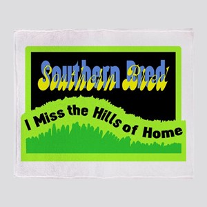 Hills Of Home Throw Blanket