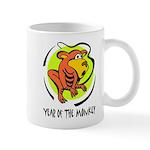 Yr Of Monkey B Mugs