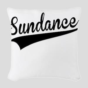Sundance, Retro, Woven Throw Pillow