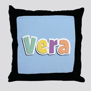 Vera Spring14 Throw Pillow
