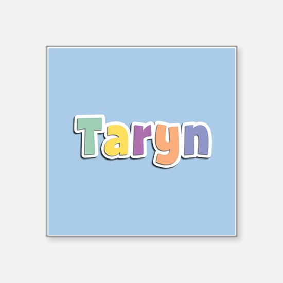 Taryn Spring14 Sticker
