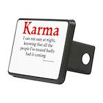 Karma Hitch Cover