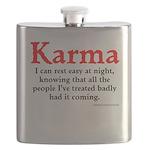 Karma Flask