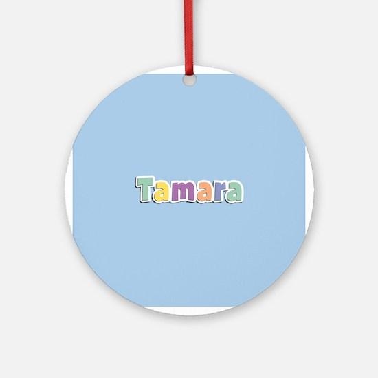 Tamara Spring14 Ornament (Round)