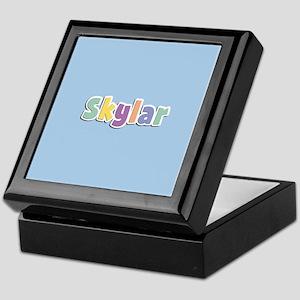 Skylar Spring14 Keepsake Box