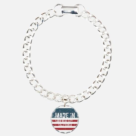 Made in Big Bear City, C Bracelet