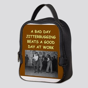 JITTER2 Neoprene Lunch Bag