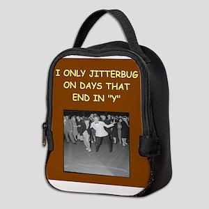 JITTER3 Neoprene Lunch Bag