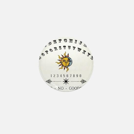 Ouija Board Mini Button