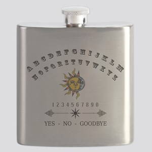 Ouija Board Flask