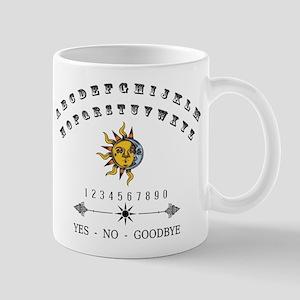 Ouija Board Mugs