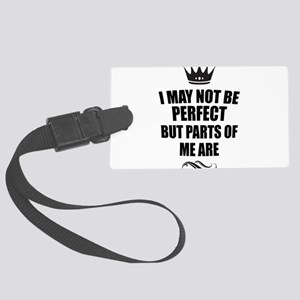 Perfection Luggage Tag