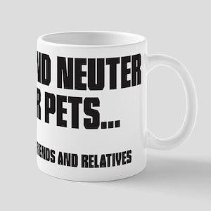 Spay and Neuter Mugs