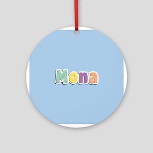Mona Spring14 Ornament (Round)