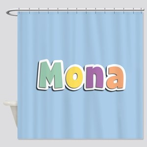 Mona Spring14 Shower Curtain