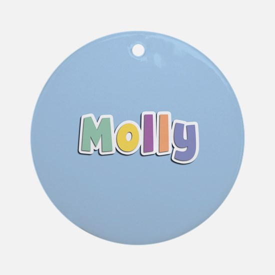 Molly Spring14 Ornament (Round)