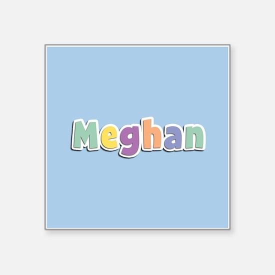 Meghan Spring14 Sticker