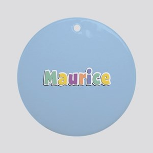 Maurice Spring14 Ornament (Round)