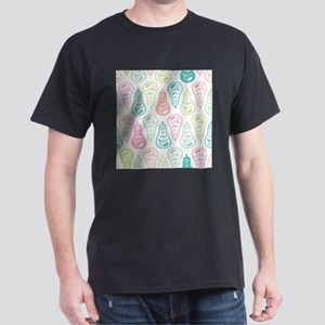 Colorful Pears Dark T-Shirt
