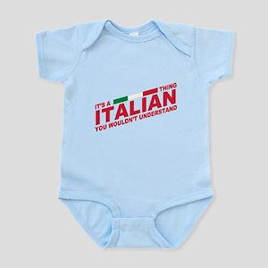 Italian thing Body Suit