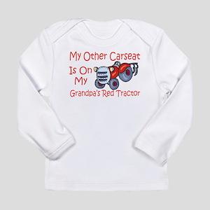 redgrandpa Long Sleeve T-Shirt