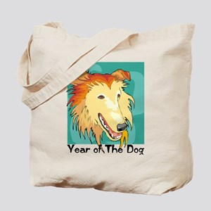 Yr of Dog Tote Bag