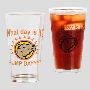 Hump Dayyy! Drinking Glass
