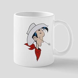 Daydreamin' Cowboy Coffee Mug