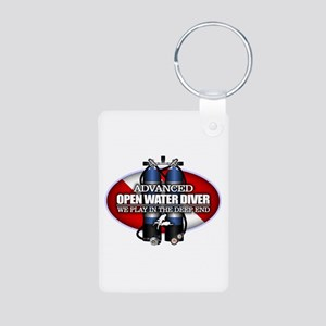 Advanced Open Water Keychains