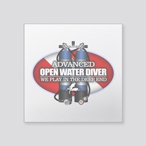 Advanced Open Water Sticker