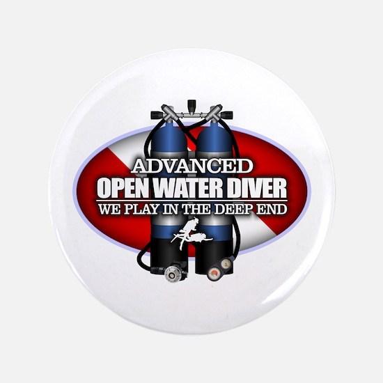 "Advanced Open Water 3.5"" Button"