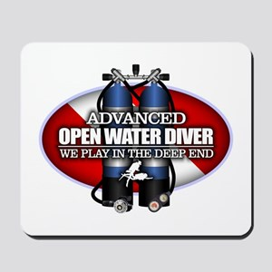 Advanced Open Water Mousepad