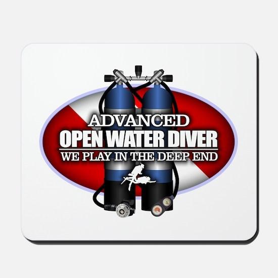 Advanced Open Water Mousepad